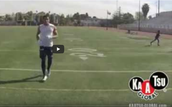 KAATSU Performance Training for Football
